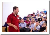 אריאל הוכשטדט מנהל תחום שיווק לעסקים בגוגל ישראל